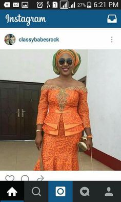 Gallary Nigerian Lace Dress, Nigerian Lace Styles, African Lace Styles, African Lace Dresses, Latest African Fashion Dresses, African Print Fashion, Lace Dress Styles, Ankara Dress Styles, African Attire