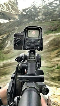 Airsoft Guns, Weapons Guns, Armas Wallpaper, Iron Sights, Military Special Forces, Fire Powers, Types Of Cameras, Rifle Scope, Assault Rifle