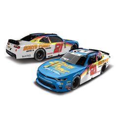 Daniel Hemric Action Racing 2018 South Point Hotel U0026 Casino Throwback  NASCAR Xfinity Series 1: