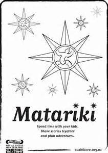 matariki worksheet on matariki maori new year with a reading ...