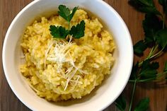 Garlic Risotto #recipes #healthy  40 Delicious Things You Didn't Know You Could Make in a Microwave