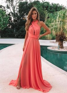 Source by dresses long coral Women's Evening Dresses, Event Dresses, Bridesmaid Dresses, Prom Dresses, Formal Dresses, Wedding Dresses, Dress Prom, American Girl, Luxury Wedding Dress