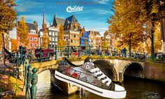 Casual high quality canvas shoes with famous destinations from around the world. Nice Weekend, Netherlands, Amsterdam, Around The Worlds, Bike, Explore, The Nederlands, Bicycle, The Netherlands