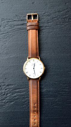 The Dapper Durham Watch by Daniel Wellington #watches #mensfashion #menstyle