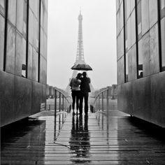 best eiffel tower love photo //