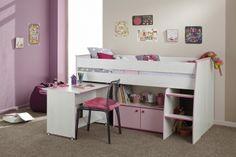 Hochbett Leonie #Möbel #weiß #Bett #Hochbett #Kinderzimmer