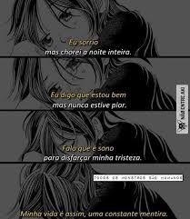 Anime Triste, Aquarius Sign, Happy Again, Sad Life, Im Sad, True Facts, Kawaii Anime Girl, Words Quotes, It Hurts