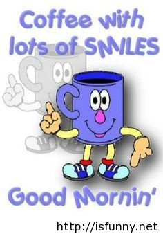 Good morning cartoon with funny saying isfunny.net