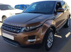 2014 Range Rover Evoque 2.2 TD4 Dynamic diesel automatic 4×4