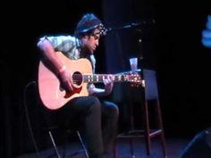 Lee DeWyze sings Like I Do in Pittsburgh 12/14/12