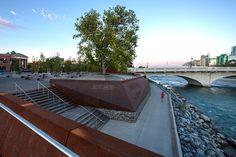 Poppy Plaza by the marc boutin architectural collaborative « Landscape Architecture Works | Landezine