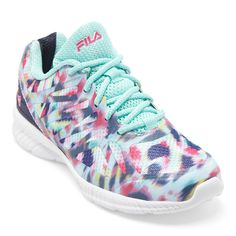 013d53d12efd Fila Speedstride Girls Running Shoes - Little Kids - JCPenney