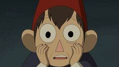 Finally watched Over the Garden Wall last night and was not prepared for the ensuing emotions. It was an amazing show but seriously the last couple of episodes had me feeling like I just got smacked with a stick made of feels