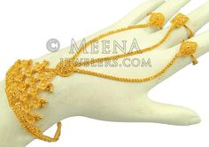 Gold Ring Designs, Gold Bangles Design, Gold Earrings Designs, Jewellery Designs, Hand Jewelry, Gold Jewellery, Versace, Gold Jhumka Earrings, Headpiece Jewelry