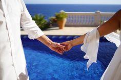 Mit Meer Blick heiraten :) #hochzeitaufmallorca #andersheiraten #weddingdecoration #frankiesunshine #sea #hochzeitideen #aufmallorca #weddingplanner #frankiesunshine