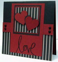 25+ Easy Sweet DIY Homemade Valentine Cards for Inspirations https://montenr.com/25-easy-sweet-diy-homemade-valentine-cards-for-inspirations/