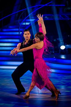 Louis Smith and Flavia Cacace - Strictly Come Dancing - Week 10 - December 2012