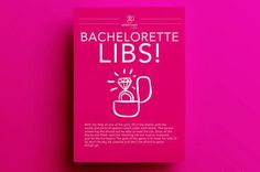 bachelorette libs party game