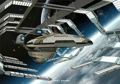 This is the USS Hyperion complete with a hyperdimensional warp drive prototype that's been built into the rollbar/pod unit. This is how the ship was initially designed to look but later on I realis...