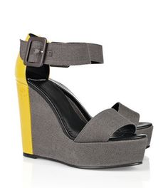 Pierre Hardy wedges - spring 2011