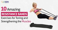 With #ResistanceBands you can do a number of workouts such as rows, chest presses and so on. #StrengthTraining #IndianWorkouts Visit Here: https://www.indianworkouts.com/resistance-bands-exercises/