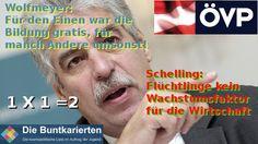 Schellologie nach ÖVP-Art: 1 X 1 = 2 Movie Posters, Art, Running Away, Business Management, Finance, Education, Art Background, Film Poster, Kunst