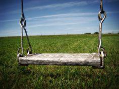 childhood swing   by jessica burkart
