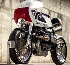 8 BMW Interceptor by Radical Ducati