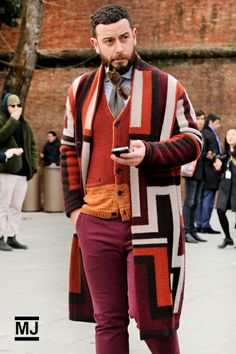 PITTI UOMO 85. LAYERS by MONSIEUR JEROME - PESKO - DRIES VAN NOTEN