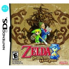 The Legend of Zelda: Phantom Hourglass - Bilingual - Nintendo DS: Computer and Video Games - Amazon.ca