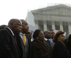 On Voting Rights, A Decision As Lamentable as Plessy or Dred Scott. I am incensed. Shame on you, Supreme Court.