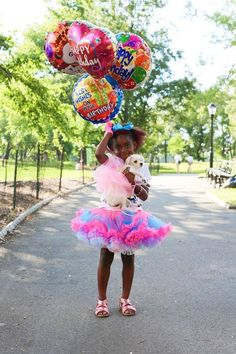 """The Combination Of All We Love - Small Humans, Small Animals And Happiness 