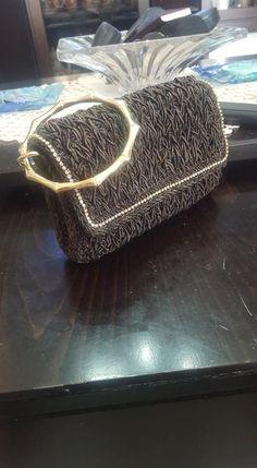 Luxury crochet bag Handmade Bags, Luxury, Crochet, Handmade Handbags, Ganchillo, Crocheting, Knits, Chrochet, Homemade Bags