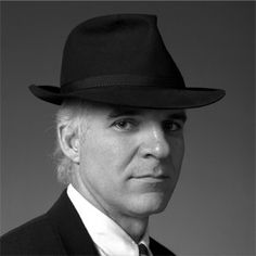 "Steve Martin. Since I was about five, and first saw ""The Jerk."""