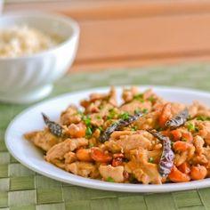 Cashew Chicken recipe