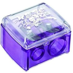 Urban Decay grindhouse sharpener...won't destroy your lip/eyeliner pencils like some cheap ones can.