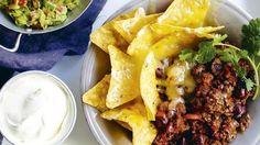 Recette de platos tipicos mexicanos.