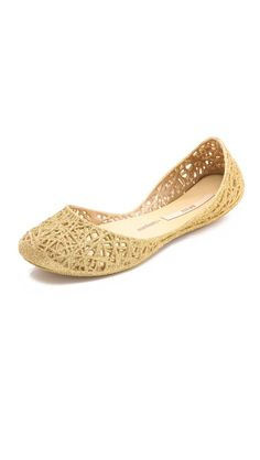 Melissa Campana Zigzag Flats! I used to have these and loved them but my dogs tore them up when they were puppies....