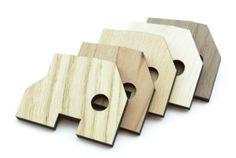 Vi adderar nu fanerad MDF till TechStation.se! Så du kan skapa fina detaljer med en yta av riktigt trä. | We have now added veneered MDF to TechStation.se. You can now create nice parts with a surface of real wood.