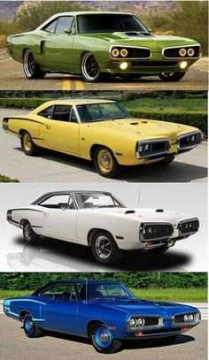 The American automobile brand, Dodge, is offering their newly revived muscle car, the 2017 Dodge Dodge Muscle Cars, Custom Muscle Cars, Mopar, Dodge Super Bee, Mustang Cobra, Us Cars, American Muscle Cars, Amazing Cars, Awesome