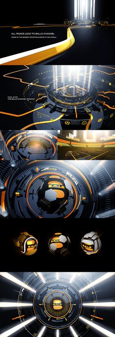 style frames - motion graphic design Balls Channel Re-Imaging 2014 on Behance Gfx Design, Graphic Design, Motion Design, Motion Images, Sports Graphics, Design Graphique, Branding, Stage Design, Channel