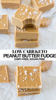 Dairy Free Fudge, Sugar Free Fudge, Dairy Free Chocolate Cake, Sugar Free Candy, No Sugar Peanut Butter, Gluten Free Peanut Butter, Peanut Butter Desserts, Diabetic Peanut Butter Fudge Recipe, Healthy Fudge