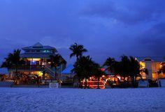 Junkanoo Beach Bar, Ft. Myers Beach, Florida.