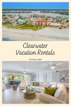 Our Clearwater vacation rentals sit along some of the best beaches in the U.S. No matter what activities you plan, our guests enjoy easy access to the beach and attractions from their Clearwater condos and houses. Condos, Vacation Rentals, Easy Access, Beautiful World, Beaches, Travel Destinations, This Is Us, Houses