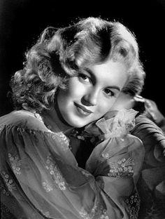 Marilyn Monroe at The Hollywood Studio Club
