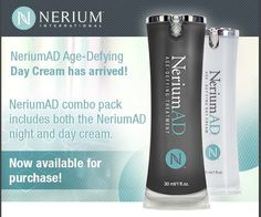 Yay!! 24/7 of NeriumAD! Give us a year and we'll give you back 10! Order yours today @ www.kimecampbell.nerium.com
