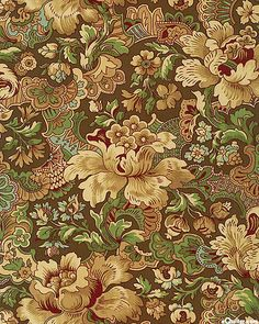 eQuilter Lydia - Parlor Roses - Praline Gold