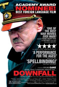 Downfall  2  Poster Greatest Movies Classic /& Vintage Films Der Untergang