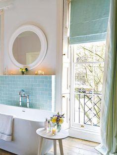 292 mejores imágenes de Baños en 2019 | Bathroom, Bathrooms y Showers