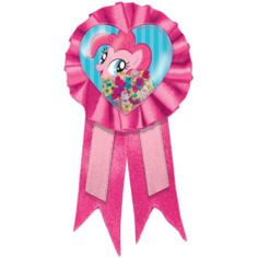 My Little Pony Award Ribbon - Trophies, Medals, Awards - Girls Party Favors - Birthday Party Favors - Birthday Party Supplies - Categories - Party City